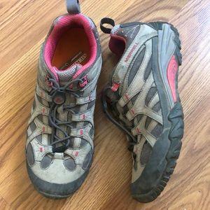 Merrill Vibram Hiking Shoes 8.5
